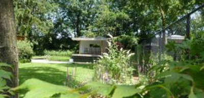 Aanleg natuurlijke tuin Cuijk
