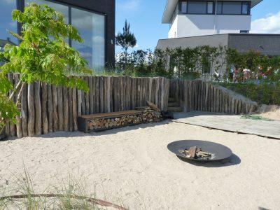 Strandtuin aanleggen